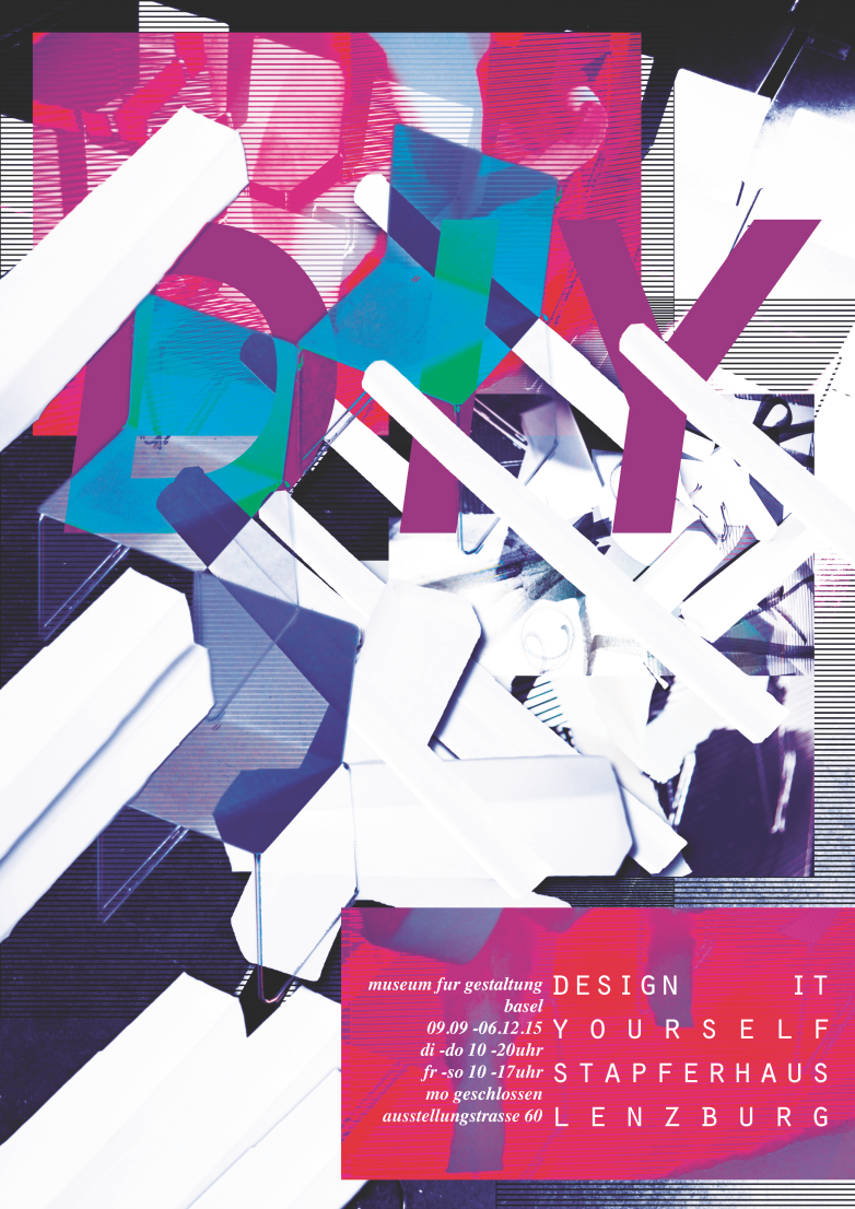 Design it yourself poster series bonnie le page solutioingenieria Image collections